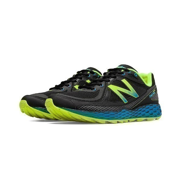 MEN'S MTHIERB BLACK/YELLOW RUNNER Thumbnail