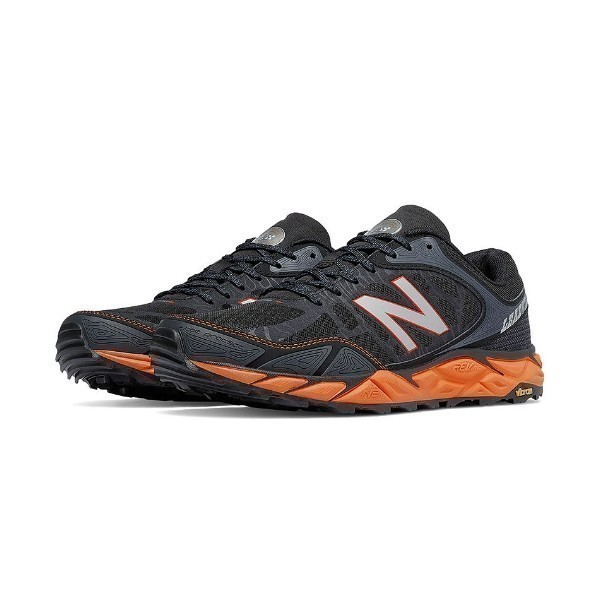 MEN'S MTLEADO3 BLACK/ORANGE TRAIL RUNNER Thumbnail