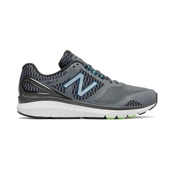 MEN'S MW1865GY GREY/BLACK WALKING Thumbnail