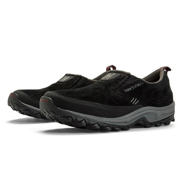 MEN'S MWM756K2 BLACK SLIP ON TRAIL WALKING Thumbnail