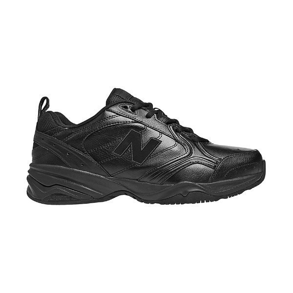 MEN'S MX624AB2 BLACK LEATHER TRAINING Thumbnail