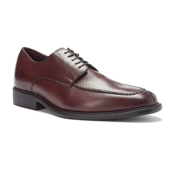 MEN'S PRESIDENT COGNAC LEATHER DRESS LACE-UP Thumbnail