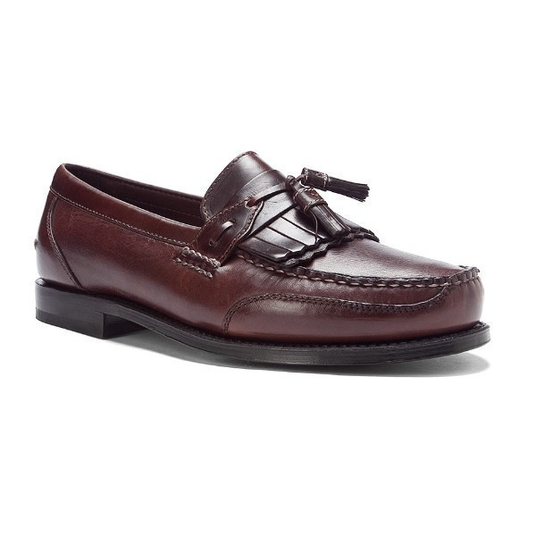 MEN'S MURPHY WALNUT/GAUGHO TASSLE LOAFER Thumbnail