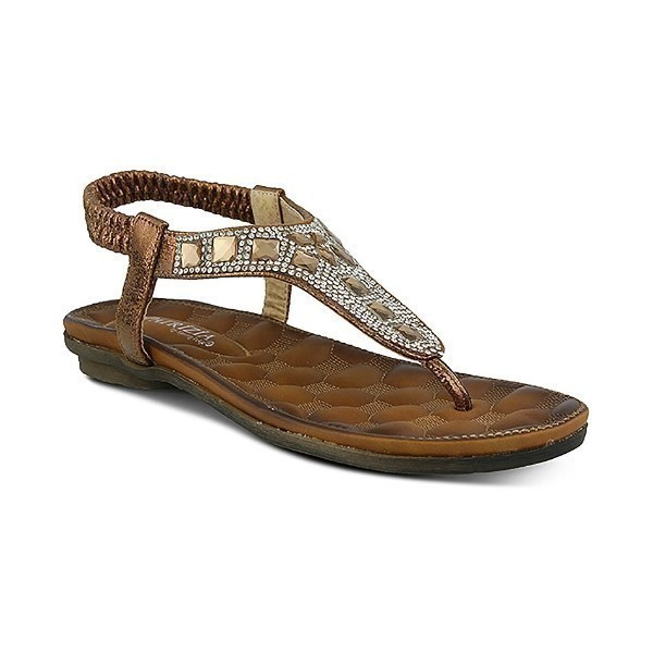 WOMEN'S PATRIZIA RENATA BROWN SANDAL Thumbnail