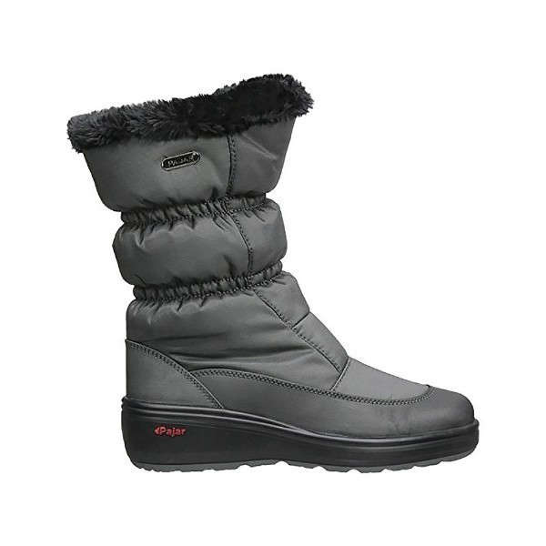 WOMEN'S SNOWCAP 2 CHARCOAL NYLON WINTER BOOT Thumbnail