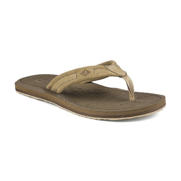 MEN'S SHARKTOOTH CHINO FLIP-FLOP SANDAL Thumbnail