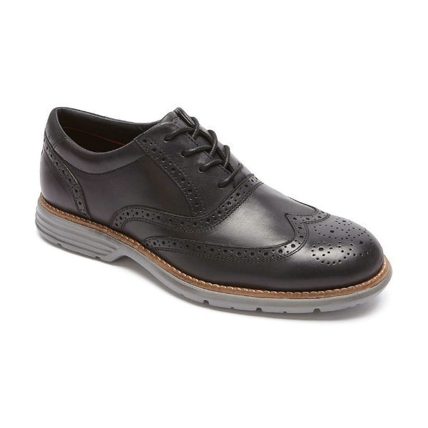 MEN'S TOTAL MOTION FUSION BLACK WING TIP Thumbnail