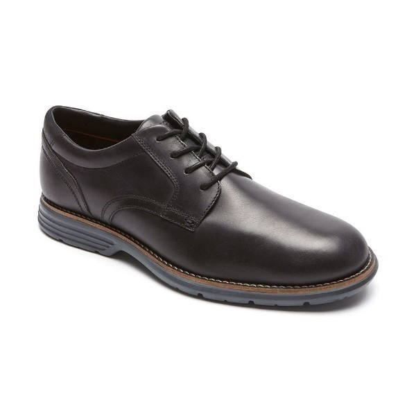 MEN'S TOTAL MOTION FUSION BLACK PLAIN TOE Thumbnail