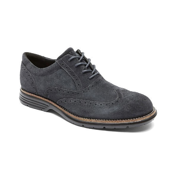MEN'S TOTAL MOTION FUSION DK.SHADOW WINGTIP Thumbnail
