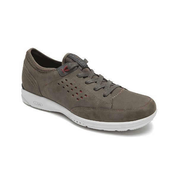 MEN'S TRUEFLEX LACE UP DARK OLIVE CASUAL Thumbnail
