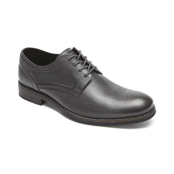 MEN'S WYAT PLAIN TOE DK SHADOW DRESS SHOE Thumbnail