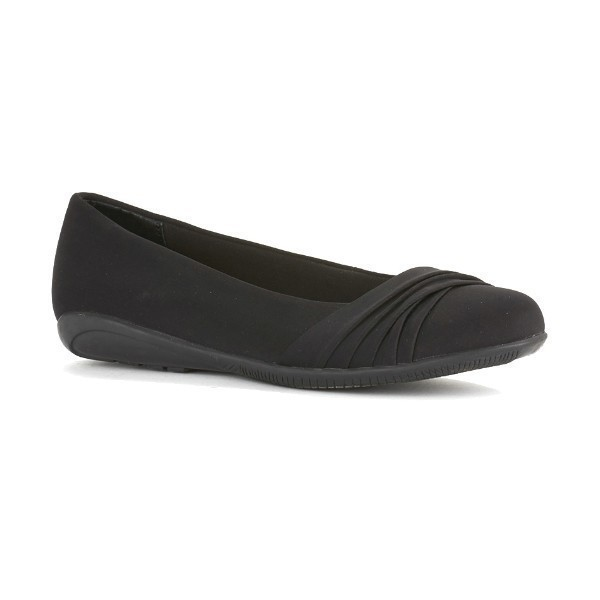 WOMEN'S FLICK BLACK MICRO DRESS FLAT Thumbnail