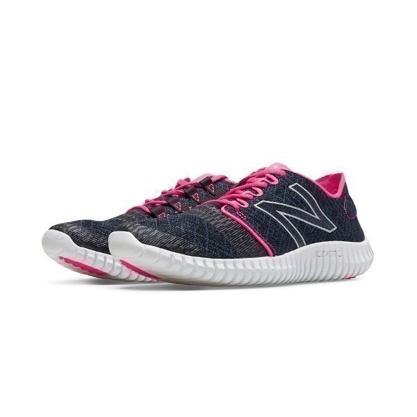 WOMEN'S W730LB3 BLACK/PINK RUNNER Thumbnail