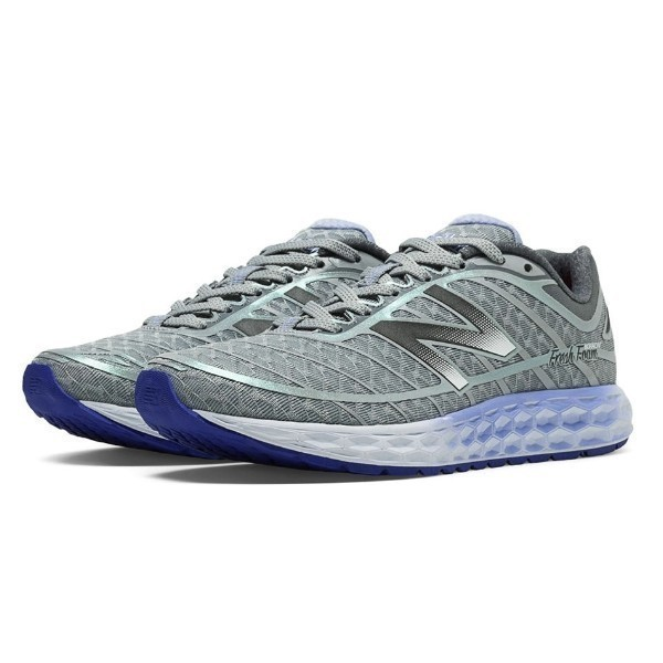 WOMEN'S W980SS2 SILVER/PURPLE RUNNING Thumbnail