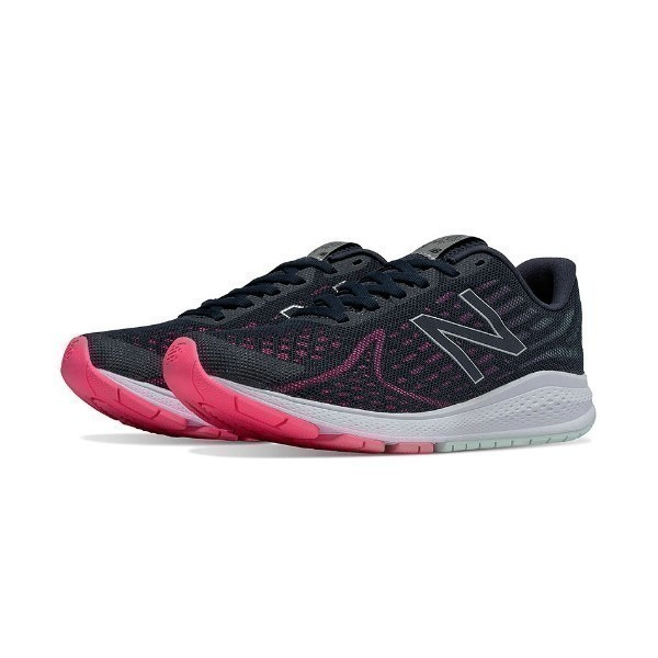 WOMEN'S WRUSHBP2 BLACK/PINK RUNNER Thumbnail