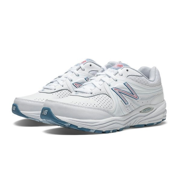 WOMEN'S WW840WP WHITE PINK WALKING Thumbnail