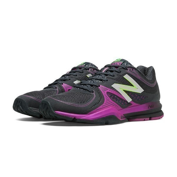 WOMEN'S WX1267BP BLACK/PURPLE TRAINING Thumbnail