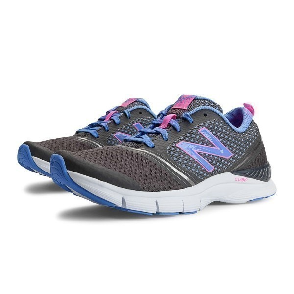 WOMEN'S WX711SP SILVER/PURPLE TRAINING Thumbnail