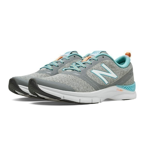 WOMEN'S WX711SW SILVER/BLUE TRAINING Thumbnail