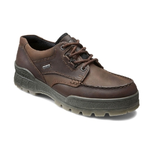 Ecco Men's 1944 Track II Low GORE TEX WATERPROOF Brown Leather
