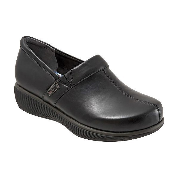 WOMEN'S MEREDITH BLACK BOX  NURSE CLOG Thumbnail