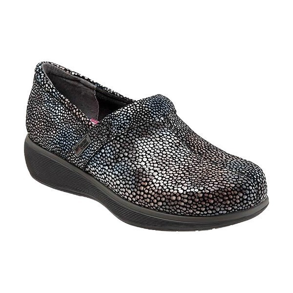WOMEN'S MEREDITH MULTI MOSAIC NURSE CLOG Thumbnail
