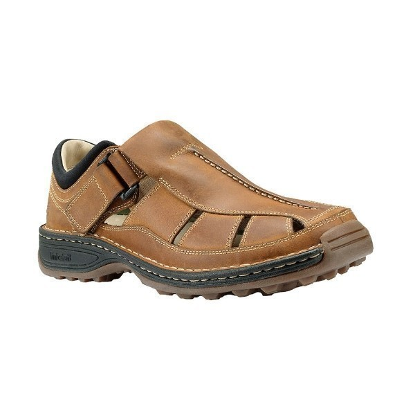 MEN'S ALTAMONT SANDAL TAN LEATHER FISHERMAN Thumbnail