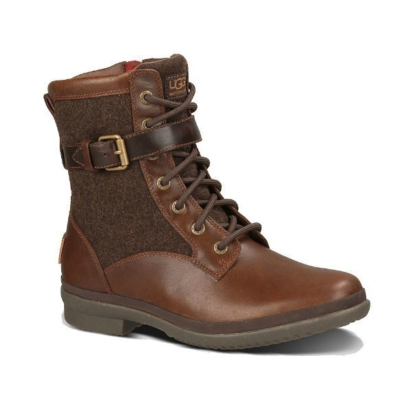 WOMEN'S KESEY CHESTNUT WATERPROOF BOOT Thumbnail