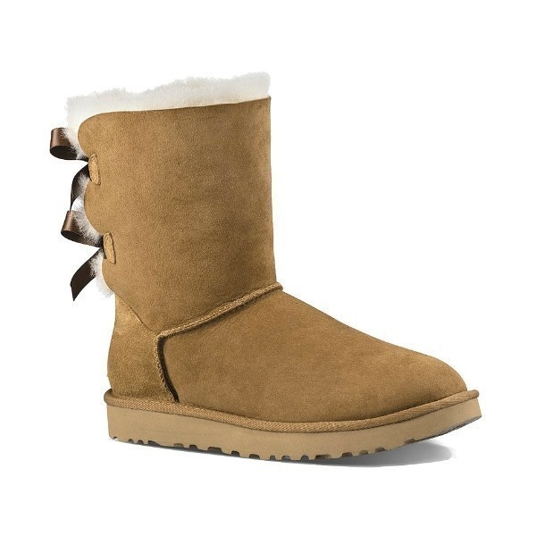 WOMEN'S BAILEY BOW II CHESTNUT BOOT Thumbnail