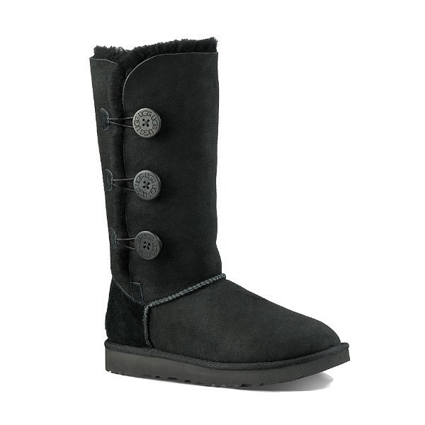 WOMEN'S BAILEY BUTTON TRIPLET II BLACK BOOT Thumbnail