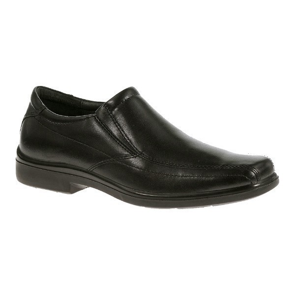 MEN'S RAINMAKER BLACK WATERPROOF SLIP-ON Thumbnail