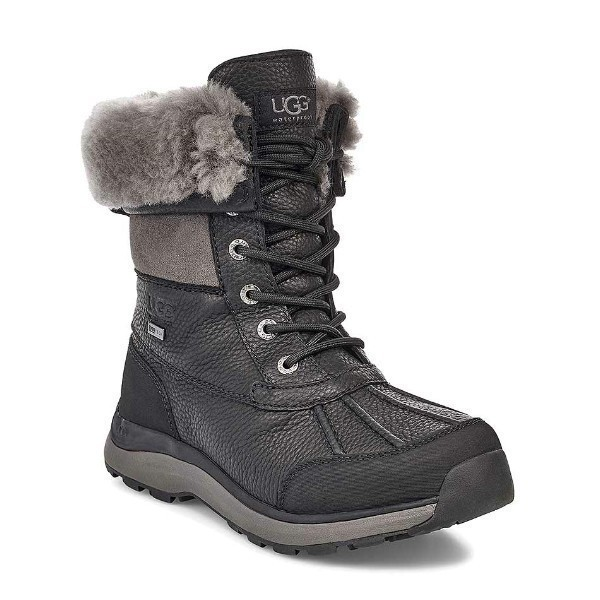 WOMEN'S ADIRONDACK III BLACK WINTER BOOT Thumbnail