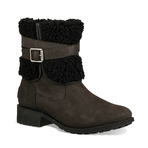 WOMEN'S BLAYRE III BLACK BOOT Thumbnail