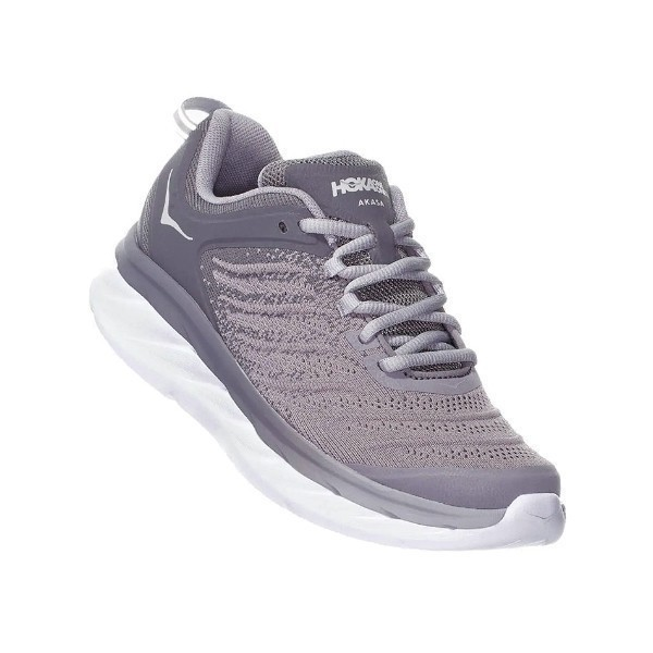 WOMEN'S AKASA FROST GREY (WIDE) SNEAKER Thumbnail