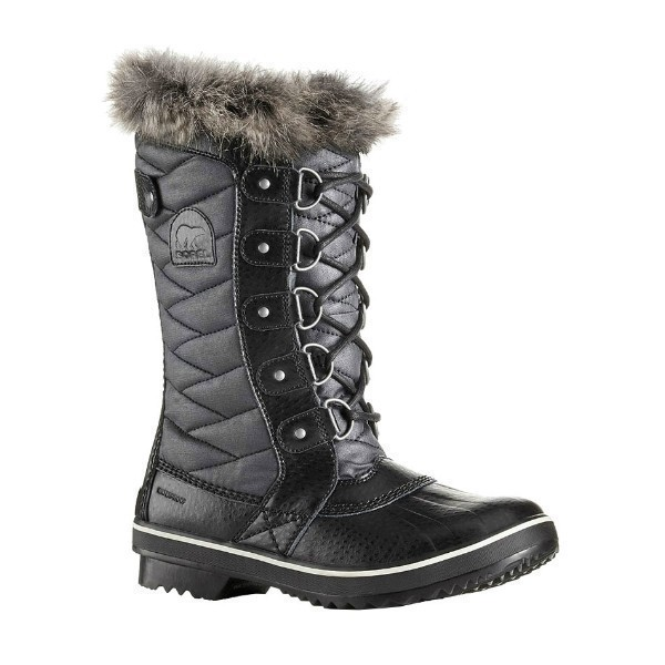 WOMEN'S TOFINO II BLACK WP WINTER BOOT Thumbnail