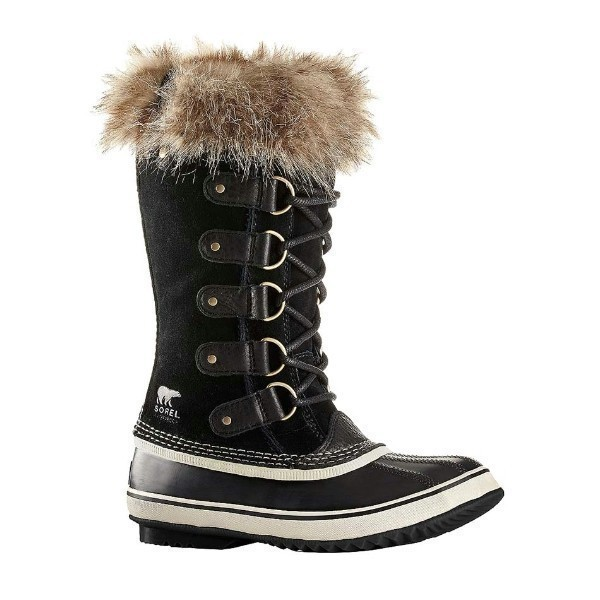 WOMEN'S JOAN OF ARTIC II BLACK WP WINTER BOOT Thumbnail