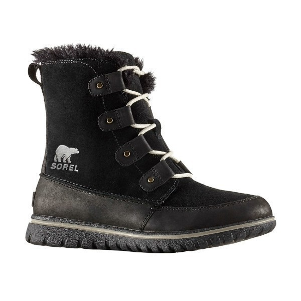 WOMEN'S COZY JOAN BLACK LACE WP WINTER BOOT Thumbnail