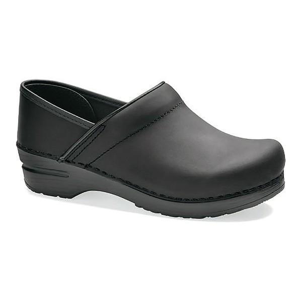 WOMEN'S PROFESSIONAL BLACK OILED CLOG Thumbnail