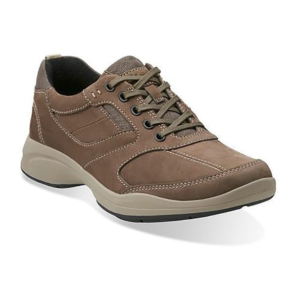MEN'S WAVEKOREY FLY OLIVE NUBUCK LACE CASUAL Thumbnail