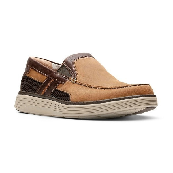 MEN'S UN.ADOBE FREE LT. TAN CASUAL SLIP-ON Thumbnail