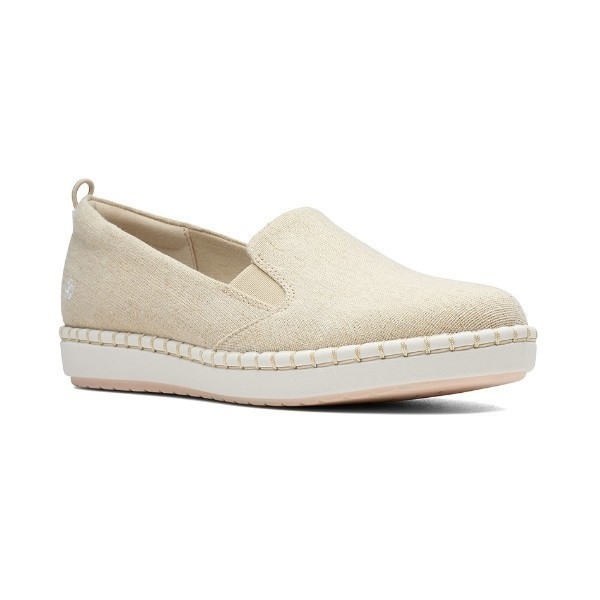 WOMEN'S STEP GLOW SLIP SOFT GOLD CASUAL Thumbnail