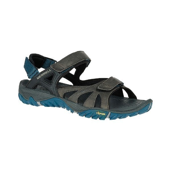MEN'S ALLOUT BLAZE SIEVE GREY SANDAL Thumbnail