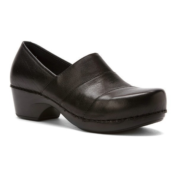 WOMEN'S TENLEY BLACK NAPPA DRESS CASUAL SHOE Thumbnail