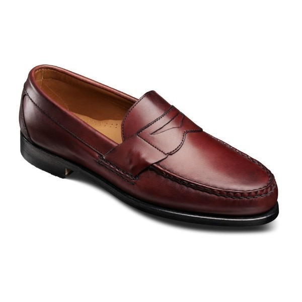 MEN'S CAVANAUGH OXBLOOD DRESS SLIP-ON Thumbnail