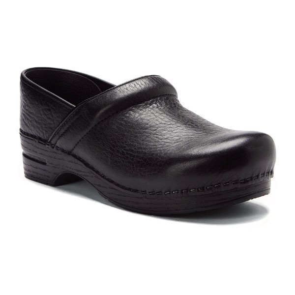 MEN'S PROFESSIONAL BULLHIDE BLACK CLOG Thumbnail