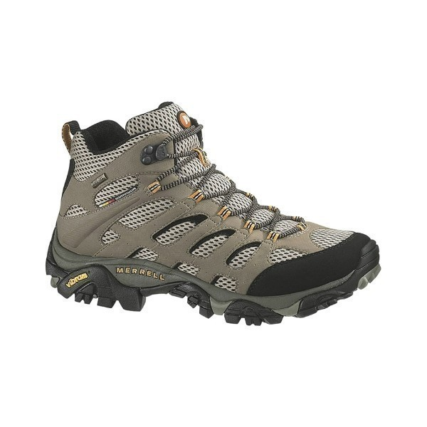 MEN'S MOAB MID GORE-TEX™ DARK TAN Thumbnail