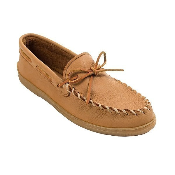 MEN'S MOOSEHIDE CLASSIC MOCCASIN (OVERSIZES) Thumbnail