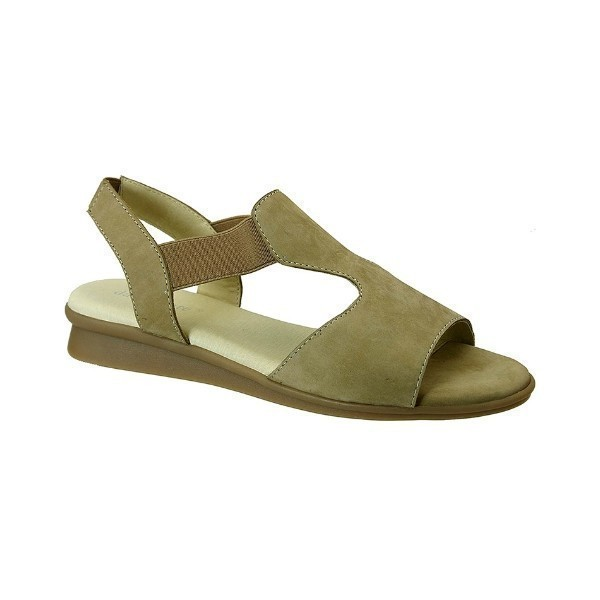 WOMEN'S ASH NATURAL BUC SANDAL Thumbnail