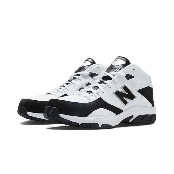 MEN'S BB581WB WHITE/BLACK BASKETBALL Thumbnail