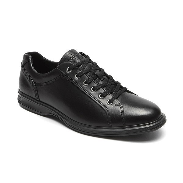 MEN'S DRESSPORTS II LITE LACE UP BLACK CASUAL Thumbnail